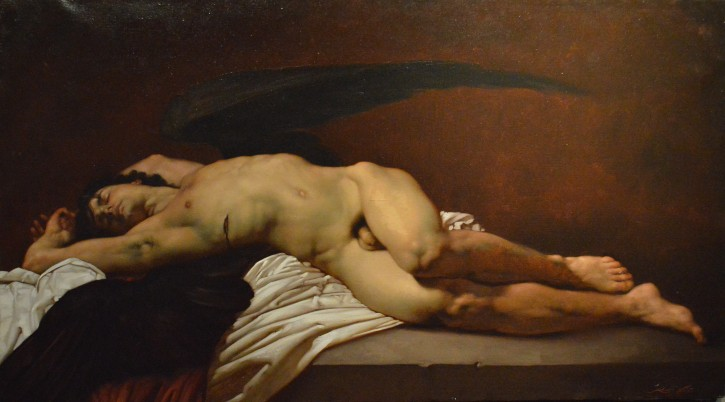 Artwork by Roberto Ferri